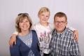 Fam. Bissig Roman und Salvisberg Elisabeth mit Tochter Sarah, Aarberg