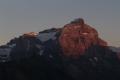 0034Fotowettbewerb - Abendrot am Berg - von Urs Furrer, Erstfeld