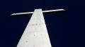 11902 - Fotowettbewerb Rang 20 - Gandispitzkreuz mal anders - von Doris Furrer, Schattdorf