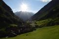 0101Fotowettbewerb - Sonnenaufgang - von Silvan Imholz, Isenthal