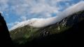 0210Fotowettbewerb - Nebelschwaden über Baberg - von Evelyne Jauch, Isenthal