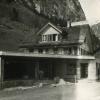 Foto 09193 - Laden Bäckerei Neubau 1965