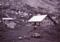 Foto 09322 - Alp Gebr. Arnold Schwanden Oberalp Hinteralp, 1974 von Schneebrett verschoben