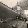 Foto 00182 - Kraftwerkbau Staumauer