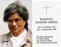 Foto 06691 - Gasser-Gerig Martha