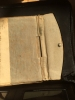 Dokument 06457 - Taschenkalender für Schweizer Alpenclubisten 1906