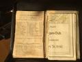 Dokument 06458 - Taschenkalender für Schweizer Alpenclubisten 1906