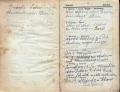 Dokument 06471 - Taschenkalender für Schweizer Alpenclubisten 1906