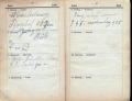 Dokument 06483 - Taschenkalender für Schweizer Alpenclubisten 1906