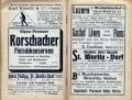 Dokument 06599 - Taschenkalender für Schweizer Alpenclubisten 1906