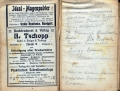 Dokument 06603 - Taschenkalender für Schweizer Alpenclubisten 1906