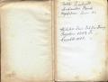 Dokument 06610 - Taschenkalender für Schweizer Alpenclubisten 1906
