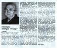 Elisabeth Infanger-Infanger