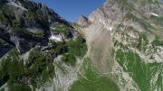 Das Singäuer-Jochli - Übergang von Sinsgäuer Schonegg zum Geissboden