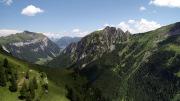 Oberalp - Gehrenwald - Baberg - Chulm mit Fulen