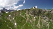 Der Chaiserstuel über Oberalp