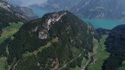 Die Scheidegg zwischen Furgeln und Dorf