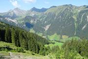 Gitschenen - Bolgen - Gandispitz