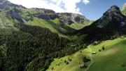 Gitschener-Panorama - Fifer mit Stockzahn und Tor - Kaiserstuel - Singäuer Schonegg - Alpeler