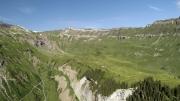 Oberalp mit Bannalper Schonegg - Chaiserstuel - Oberalper Grat mit Tor