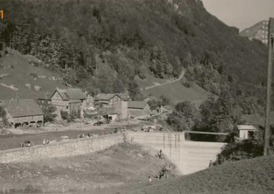 Kraftwerkbau
