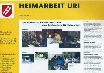 Chilbi-Ausstellung 2003