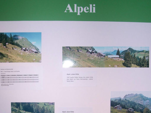Chilbi-Ausstellung 2004