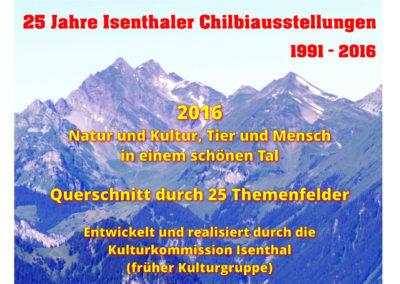 Chilbi-Ausstellung 2016
