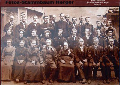 Foto-Stammbuch Herger