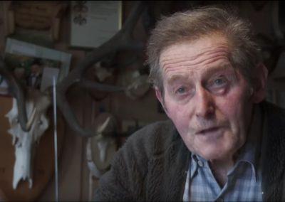 """Remigi Bissig im Dokumentarfilm """"Arme Seelen"""""""