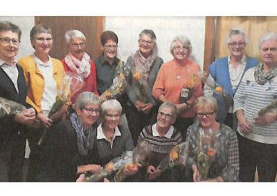 Frauenturnverein vor 40 Jahren gegründet