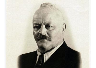 Johann Gasser Posthalter