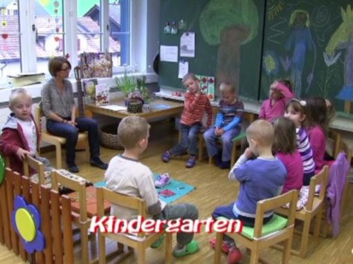 Schule Isenthal 2013 Kindergarten