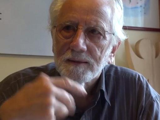 StichWortGespräch mit Schriftsteller Max Huwyler