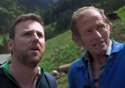 SRF-Wunderland – Nik Hartmann unterwegs im Isenthal