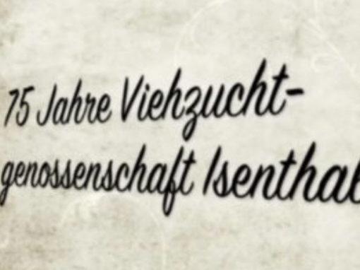75 Jahre Viehzucht-Genossenschaft Isenthal