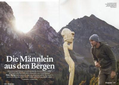 Die Männlein aus den Bergen