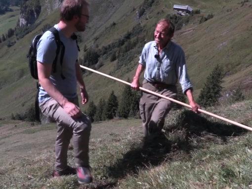 Bei den Wildheuern im Isenthal – Ein SQWISS! -Video