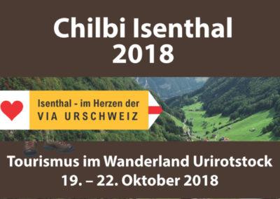 Einladung zur Isenthaler Chilbi