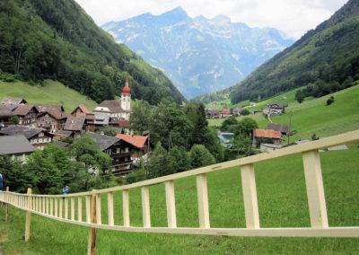 Geschichte von Isenthal Tourismus