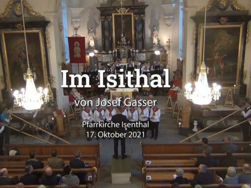 Im Isithal – von Josef Gasser